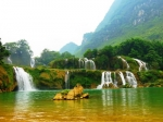 Vodopády Ban Gioc a Národní park Ba Be - 5 dní